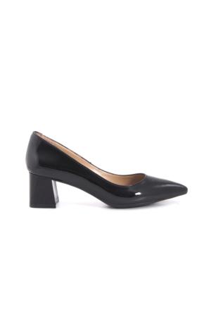 Kemal Tanca Kadın Topuklu Ayakkabı Siyah