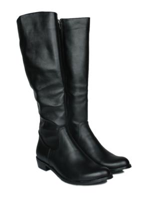 Erkan Kaban 375724 031 014 Kadın Siyah Çizme