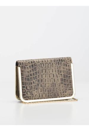 Roman Gold Detaylı Çanta K1681521089