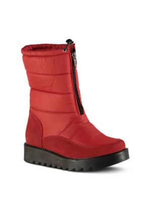 Marjin Ustica Kar Botu Kırmızı