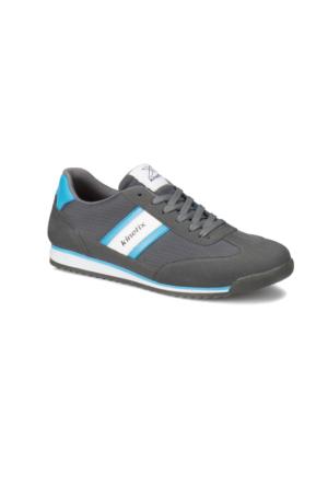 Kinetix Seter M Antrasit Mavi Erkek Sneaker Ayakkabı