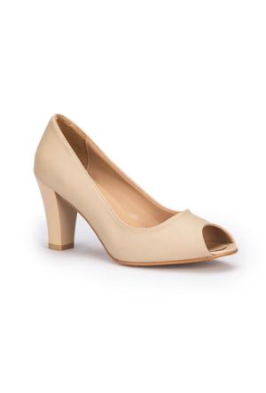Polaris 71.309790.Z Bej Kadın Ayakkabı
