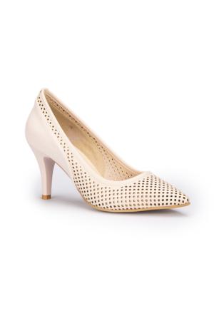 Polaris 71.309805.Z Bej Kadın Ayakkabı