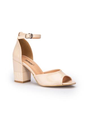 Polaris 71.309846.Z Bej Kadın Ayakkabı