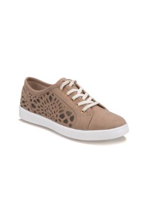 Art Bella U2201 Bej Kadın Sneaker Ayakkabı