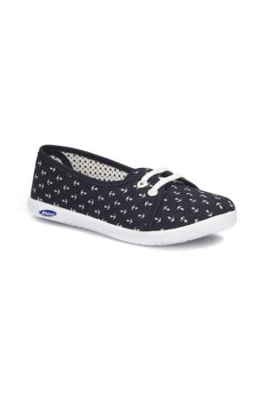 Polaris 71.354990.Z Lacivert Kadın Ayakkabı