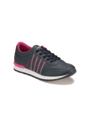 Art Bella U2452 Lacivert Kadın Sneaker Ayakkabı