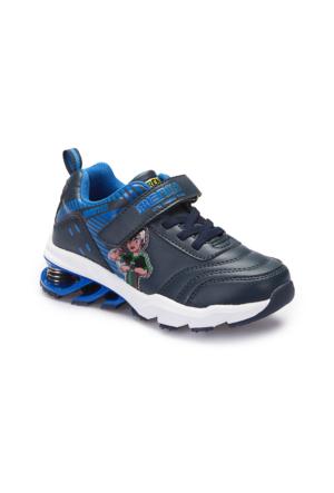 Ben Ten A3360714 Lacivert Erkek Çocuk Athletic Spor Ayakkabı