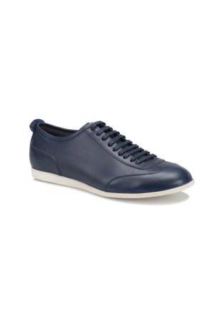 Oxide 300-14 M 1300 Lacivert Erkek Deri Klasik Ayakkabı
