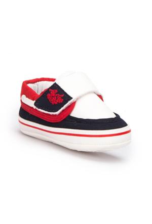 U.S. Polo Assn. Pula Lacivert Erkek Çocuk Ayakkabı