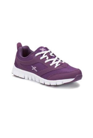 Kinetix Almera W Mor Beyaz Kadın Fitness Ayakkabısı
