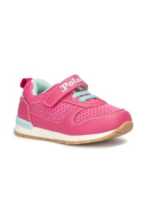 Polaris 71.509124.B Pembe Kız Çocuk Sneaker Ayakkabı