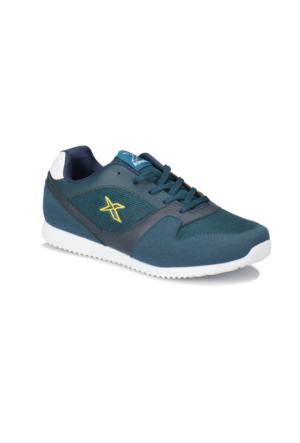 Kinetix Odell M Petrol Lacivert Erkek Sneaker Ayakkabı