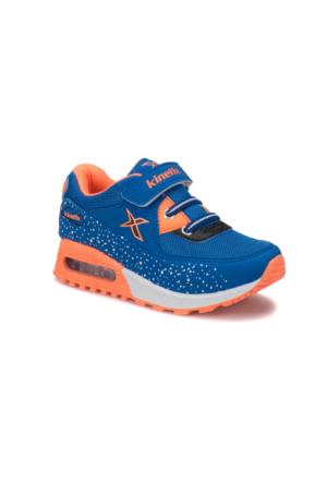 Kinetix Largo Saks Turuncu Erkek Çocuk Sneaker Ayakkabı
