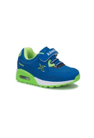 Kinetix Largo Saks Yeşil Erkek Çocuk Sneaker Ayakkabı