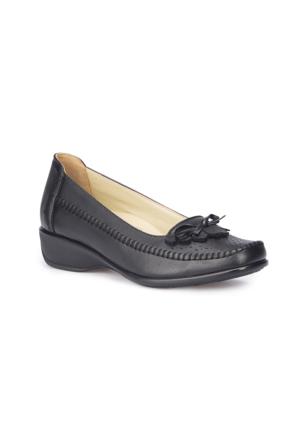 Polaris 5 Nokta 71.107056.Z Siyah Kadın Ayakkabı