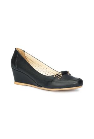 Polaris 71.156453.Z Siyah Kadın Ayakkabı