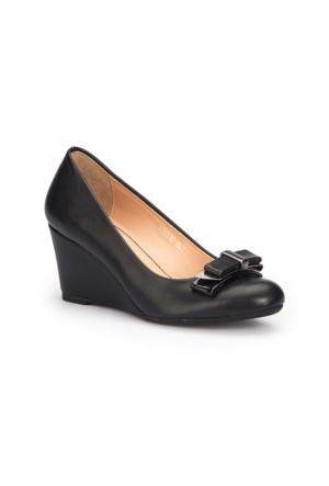 Polaris 71.308330.Z Siyah Kadın Ayakkabı