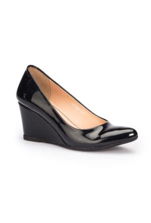 Polaris 71.308332.Z Siyah Kadın Ayakkabı