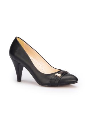 Polaris 71.309770.Z Siyah Kadın Ayakkabı
