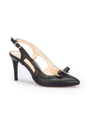 Polaris 71.309778.Z Siyah Kadın Ayakkabı