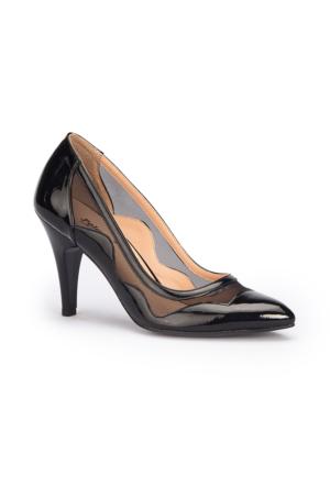 Polaris 71.309831.Z Siyah Kadın Ayakkabı