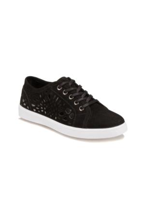 Art Bella U2201 Siyah Kadın Sneaker Ayakkabı