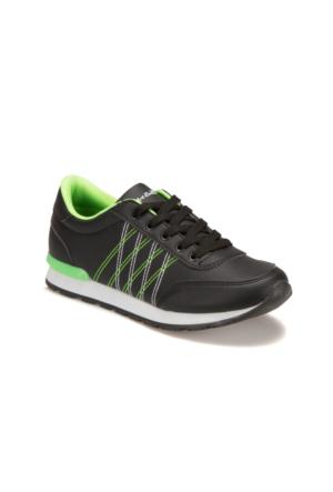 Art Bella U2452 Siyah Kadın Sneaker Ayakkabı