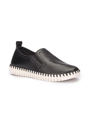 Dockers By Gerli 222653 Siyah Kadın Ayakkabı