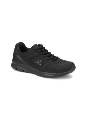 Kinetix Kalen Tx W Siyah Koyu Gri Kadın Koşu Ayakkabısı