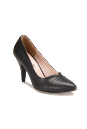 Miss F Ds17086 Siyah Kadın Gova Ayakkabı