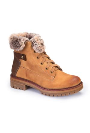 Polaris 62.354251.Z Taba Kadın Outdoor Ayakkabı