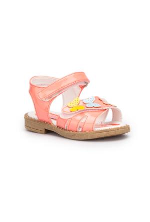 Pink Step Tıggy Turuncu Kız Çocuk Sandalet