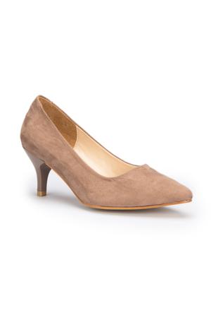 Polaris 71.307282Sz Vizon Kadın Ayakkabı