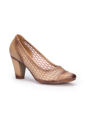 Polaris 71.308349.Z Vizon Kadın Ayakkabı