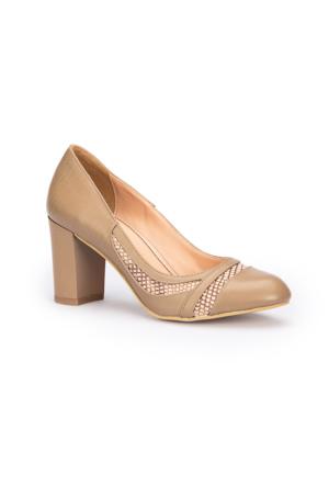 Polaris 71.309756.Z Vizon Kadın Ayakkabı
