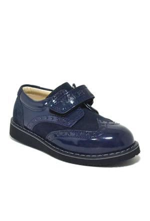 Raker® 3075-LRN-C Cırtlı Erkek Bebek Ayakkabısı