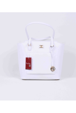 Pierre Cardin Kadın Çanta Beyaz 65677