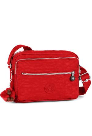 Kipling Deena Basic Omuz Çantası Kırmızı K15249-35J