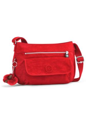 Kipling Syro Basic Omuz Çantası Kırmızı K13163-35J
