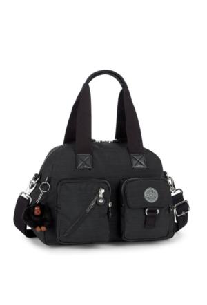 Kipling Defea Basic Plus Omuz Çantası Siyah K18217-H53