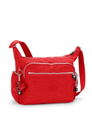 Kipling Gabbie Basic Omuz Çantası Kırmızı K15255-35J