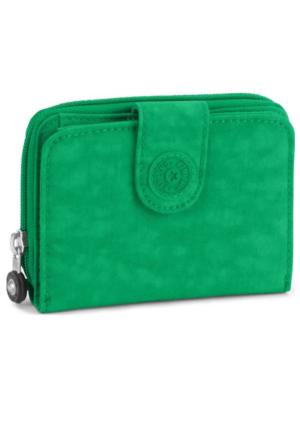 Kipling New Money Basic Cüzdan Mojito Yeşil K13891-68T