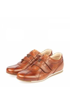 Kıng Paolo Erkek Hakiki Deri Ayakkabı