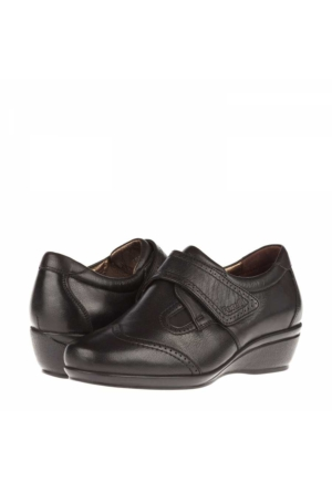 Forellı Kadın Dolgu Topuklu Ayakkabı
