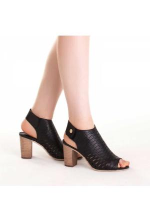 Mammamıa Kadın Topuklu Sandalet