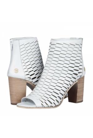 Mammamıa Kadın Hakiki Deri Ayakkabı