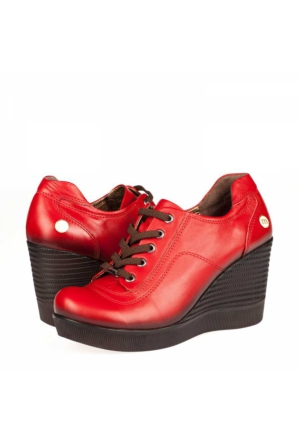 Mammamıa Kadın Dolgu Topuklu Ayakkabı