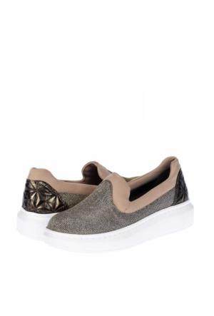 Filiz Kadın Slip On Sneakers