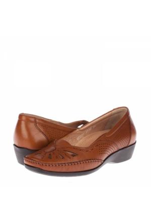 Forellı Kadın Ortopedik Ayakkabı